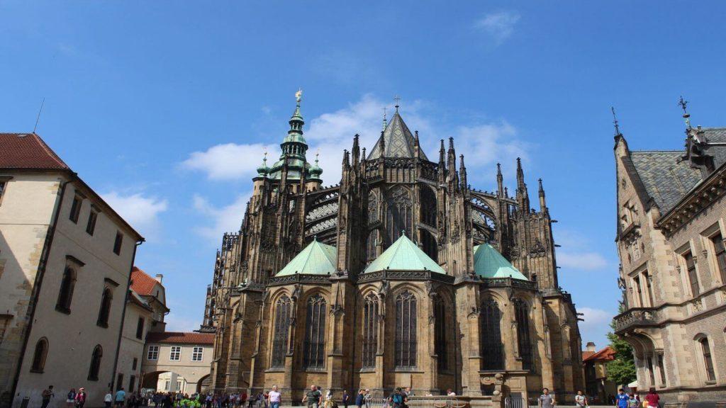 St Vitus Cathedral Prague Castle Prague