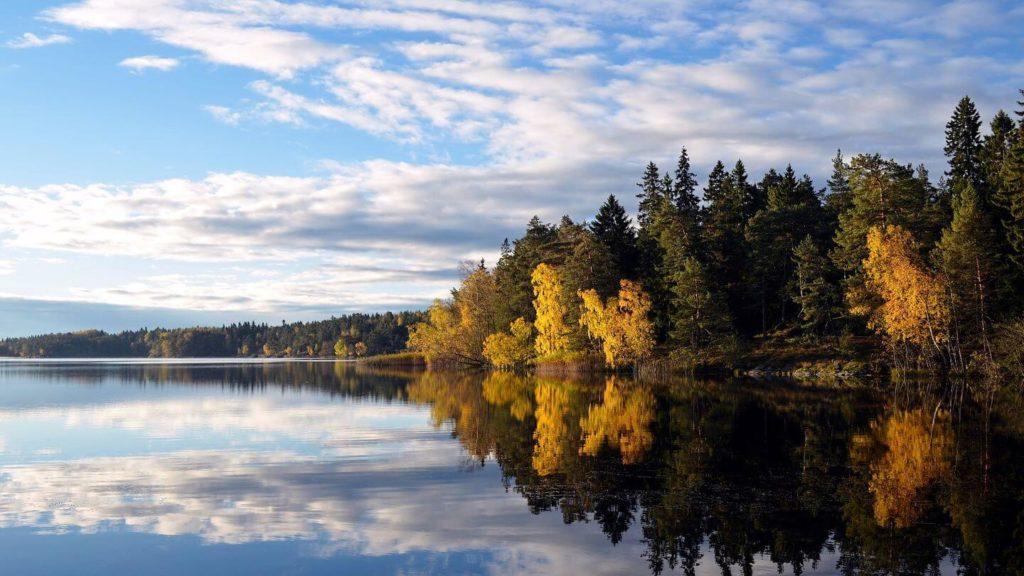 Sweden nature islands zoom quizzes