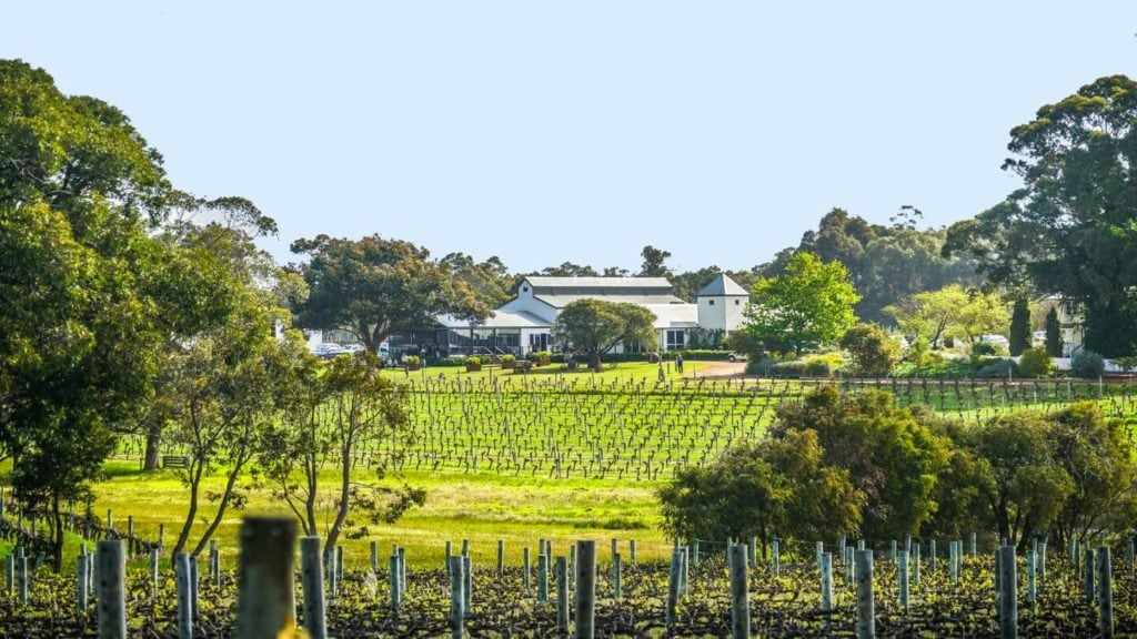 Hay Shed Hill Winery Margaret River Western Australia