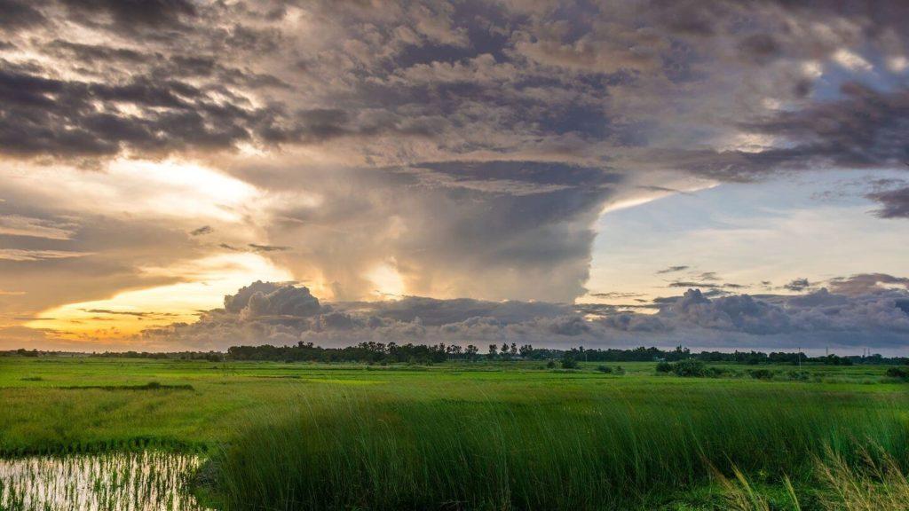 green field hurricane united states