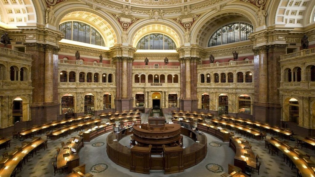 Library of Congress United States things you may not know about America