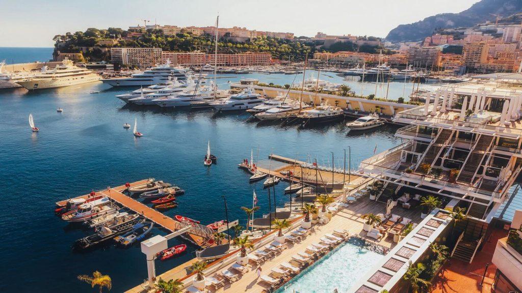 luxury yachts Monte Carlo Monaco