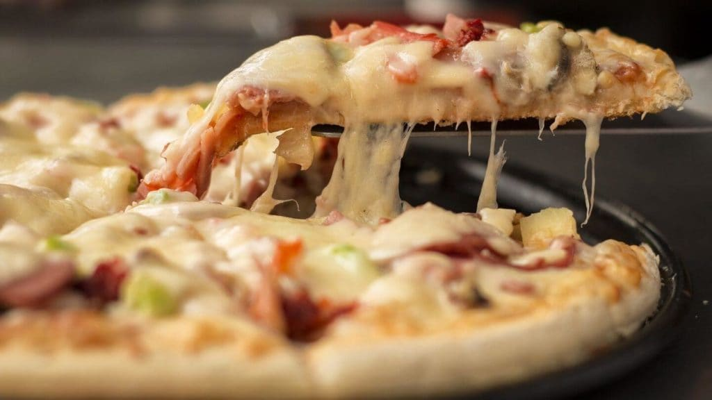 slice of pizza things you may not know about America