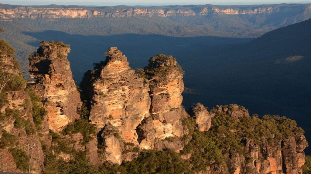 The Three Sisters Blue Mountains Australia