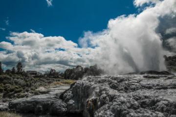 new zealand geyser