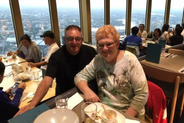 debbie and chris sydney tower