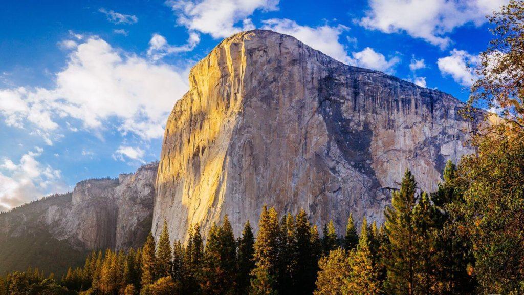 El Capitan Yosemite National Park USA