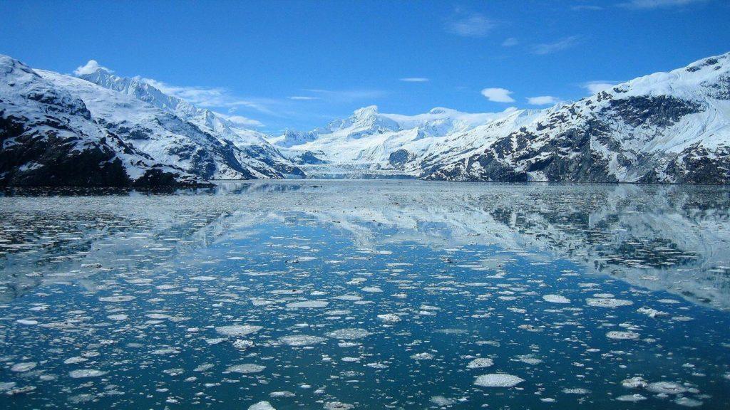 Glacier Bay Alaska USA travel bucket list