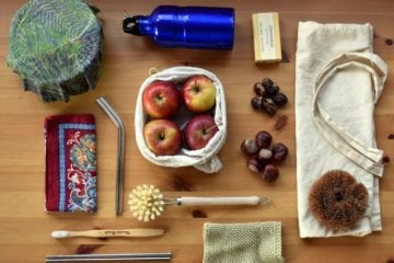 zero waste kit ways to reduce waste