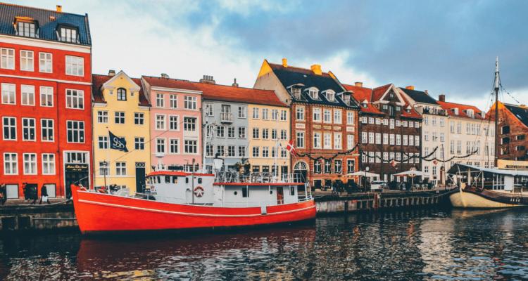 Copenhagen - Europe travel in 50s