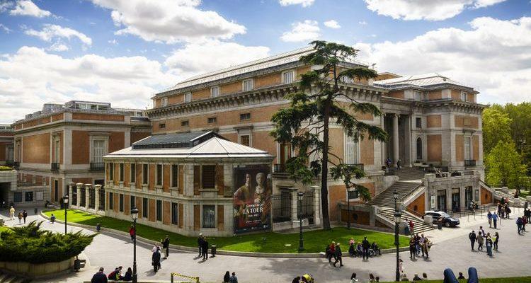 Prado Museum Madrid art museum