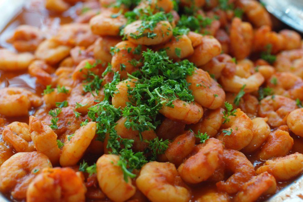 Bobó de Camarão - Bobó Shrimps
