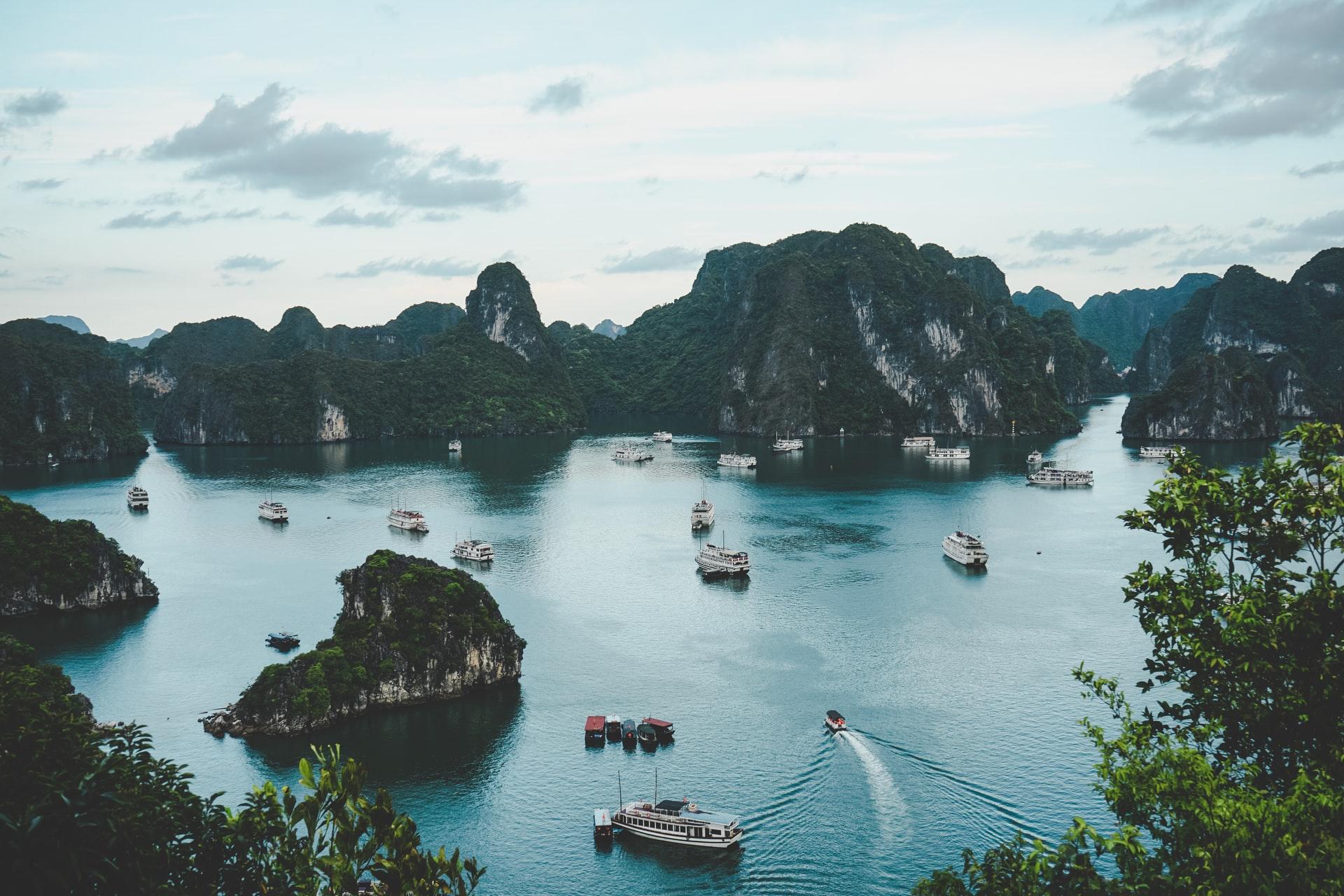 Hạ Long, Vietnam tours with Trafalgar