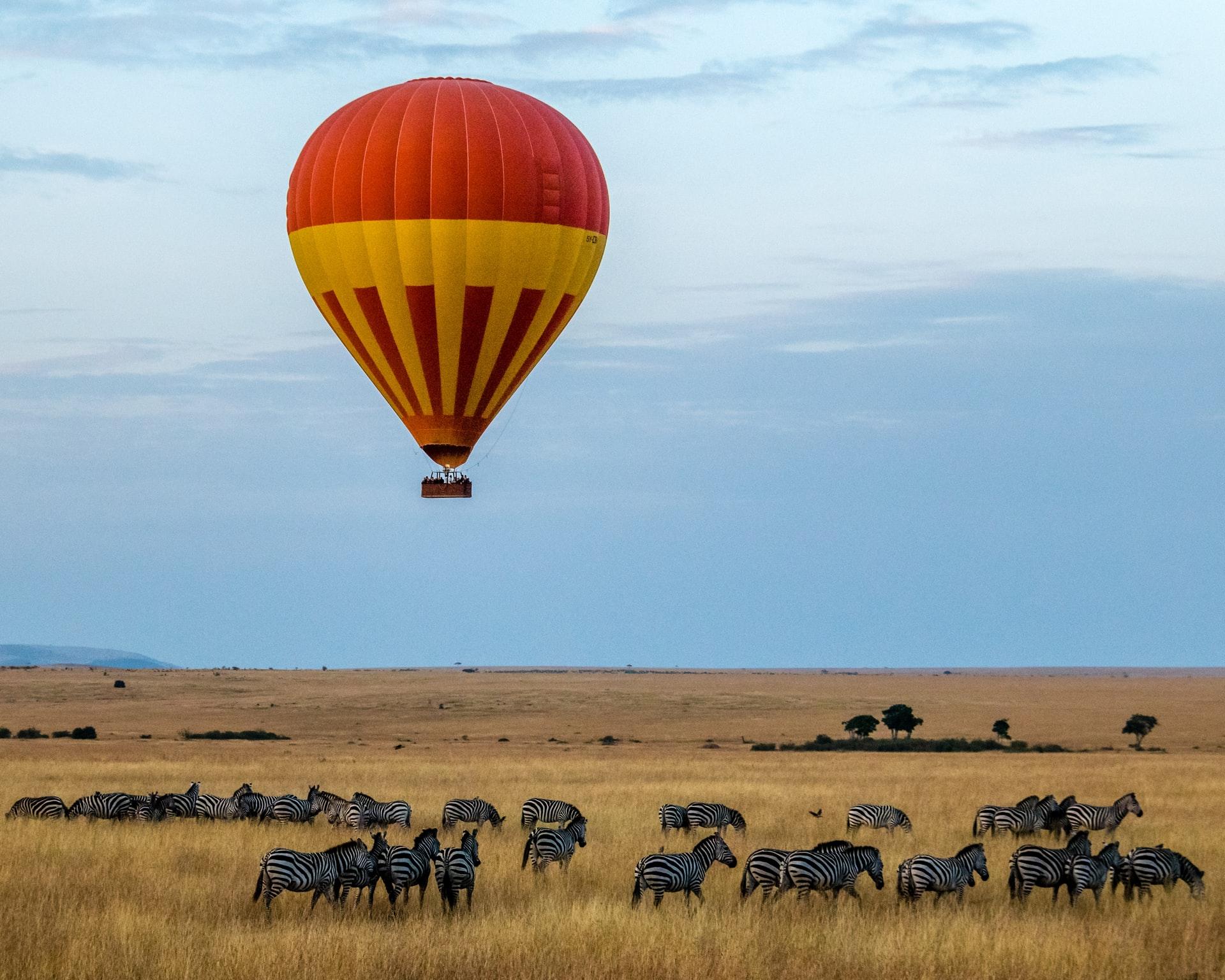 Maasai Mara National Reserve, Narok County, Kenya tours with Trafalgar