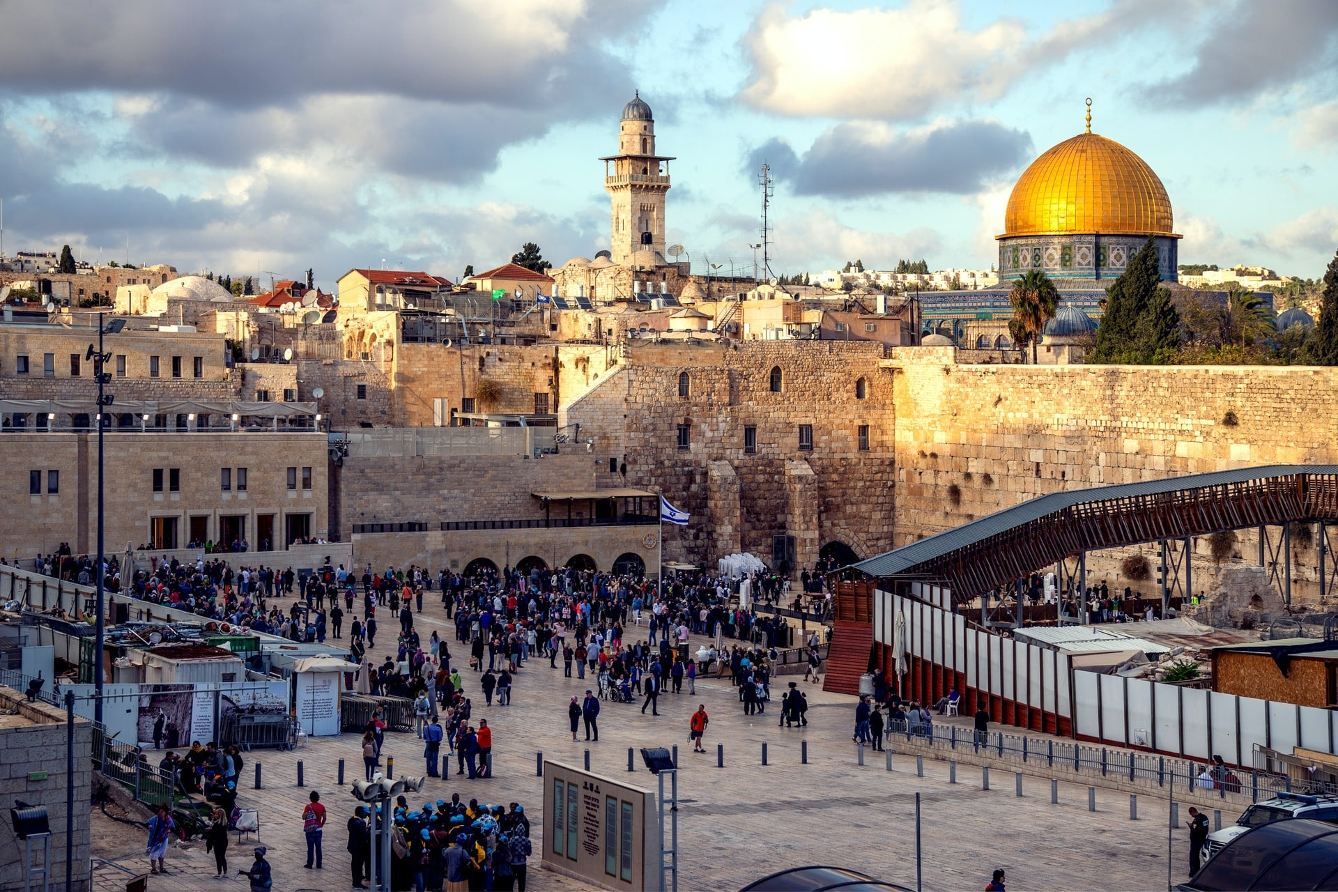 Western Wall, Jerusalem, Israel tours with Trafalgar