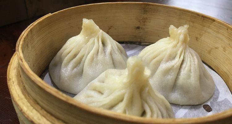 Chinese dumplings wonton
