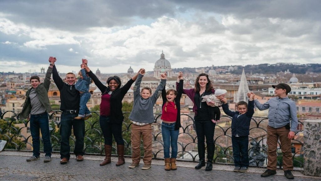 multi generational family Trafalgar trip 2021 travel trends