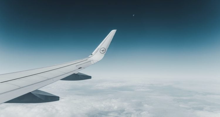 what is it like to fly during coronavirus