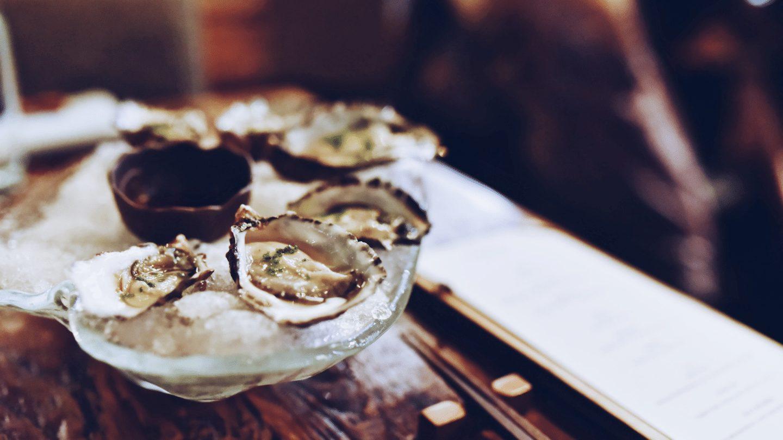 Oysters on Australia's east coast