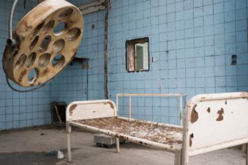 Beelitz-Heilstätten Hospital, Germany