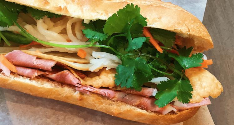 Bahn Mi - Vietnamese street food