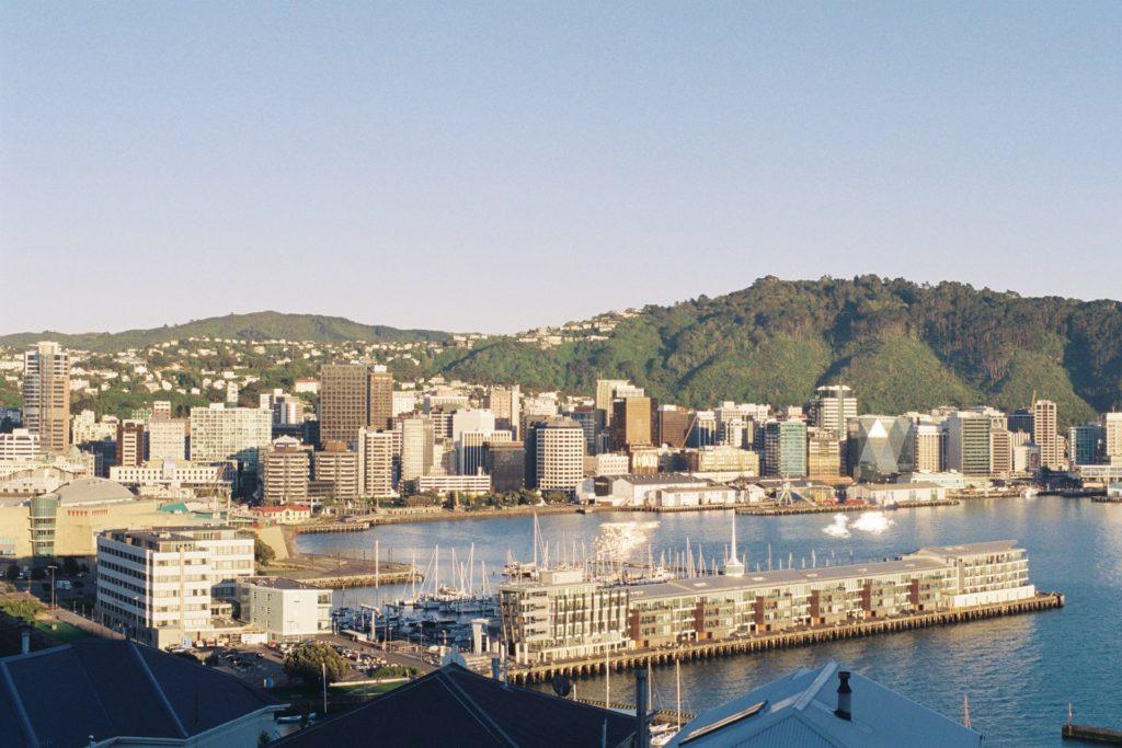 City of Wellington, New Zealand