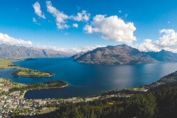Queenstown Hill, Queenstown, New Zealand, iconic experiences that will help you connect to the very best of Australia and New Zealand
