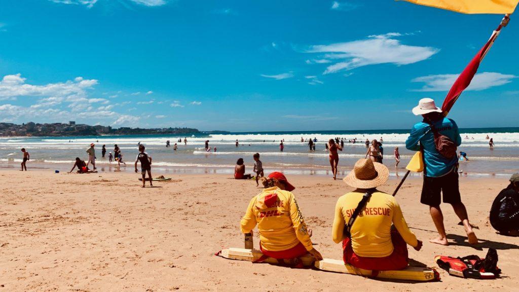Bondi Surf Lifesavers