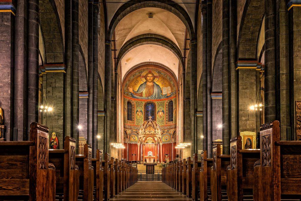 A stunning church in Argentina
