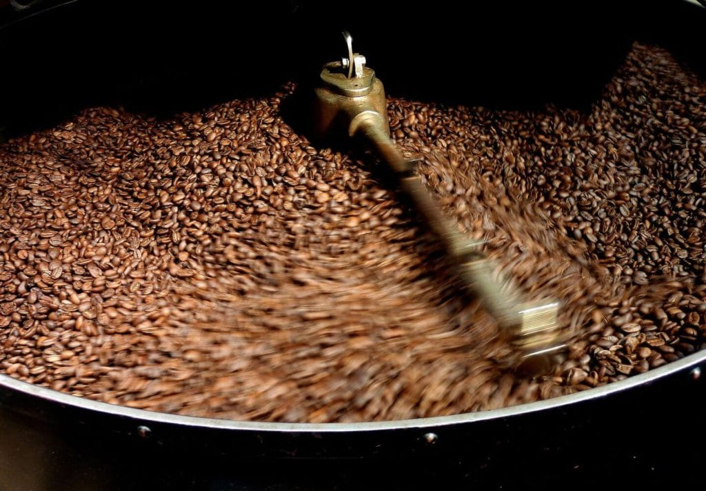 coffee beans Costa Rican foods