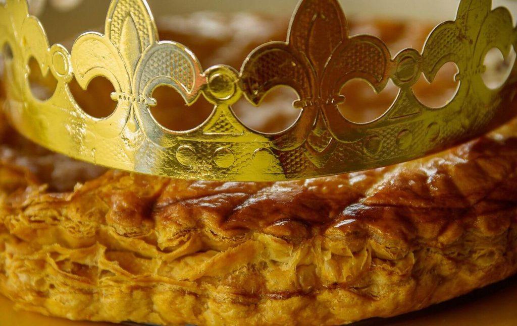 Galette des Rois king cake French Christmas
