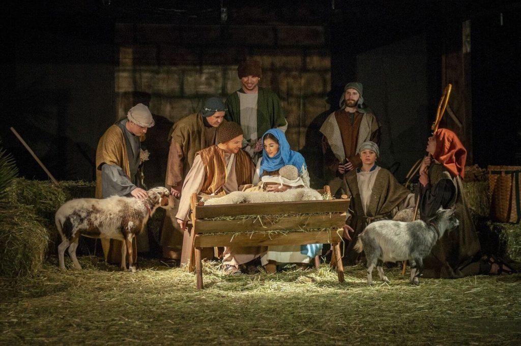 Christmas Nativity scene Spanish Christmas traditions