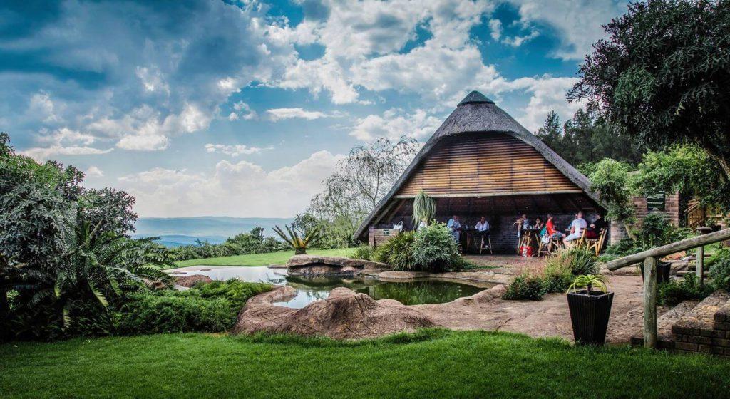 guests at Mtonjaneni Lodge South Africa