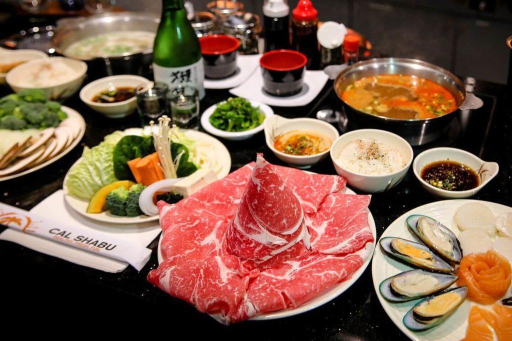 shabu shabu dinner Japan travel guide