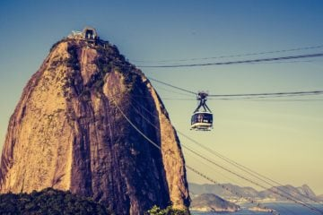sugarloaf mountain brazil