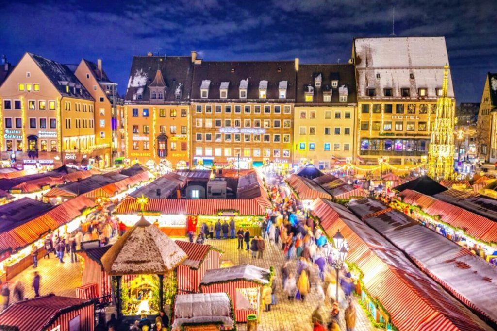 Nuremberg Christmas market Germany's Christmas markets
