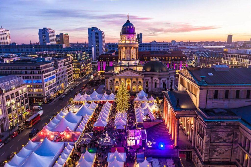 Berlin Christmas market Germany's Christmas markets