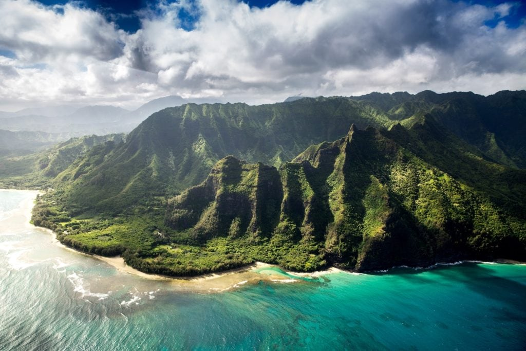 Your tour to Hawaii will likely only visit the main islands, but there are 137 in its chain
