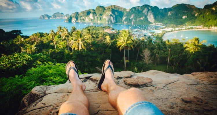 Thailand island relaxation