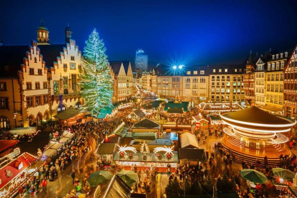 Frankfurt Christmas market Germany's Christmas markets