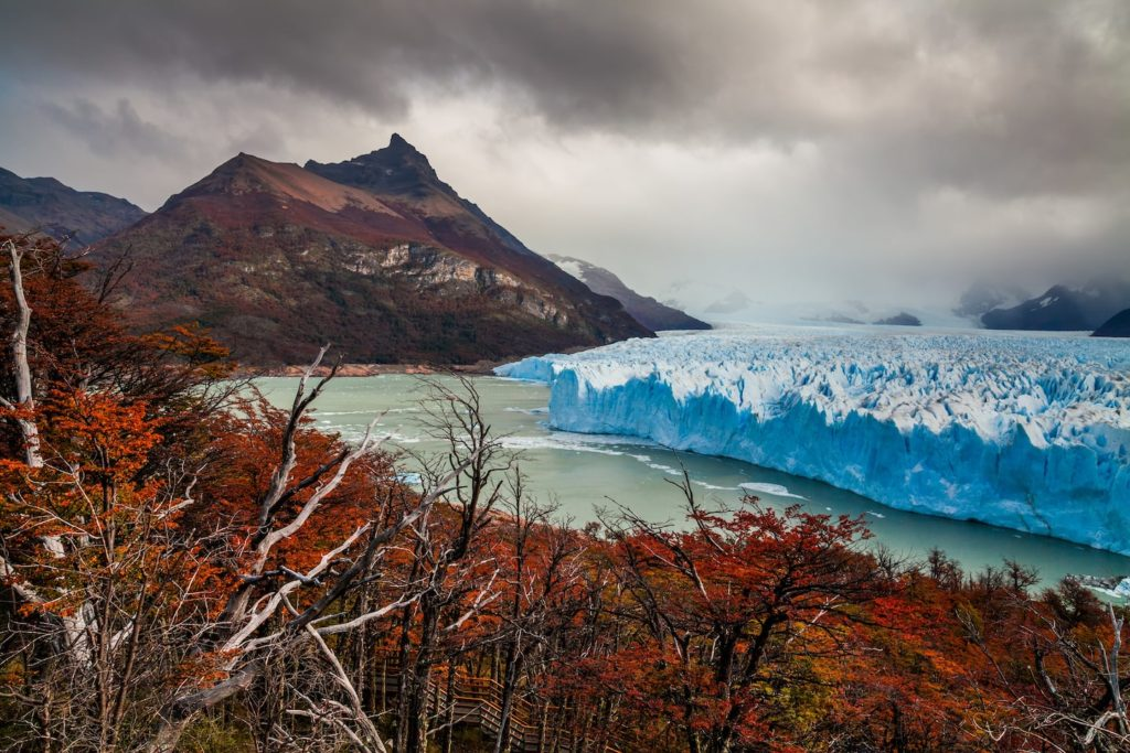 Sites like the Perito Moreno Glacier are highlights along your tour of Patagonia