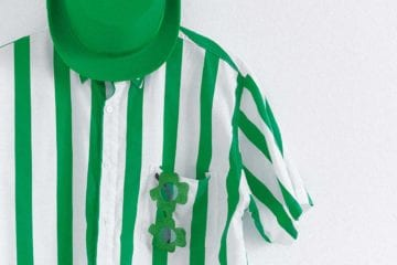 Fun ways to celebrate St Patrick's Day at home