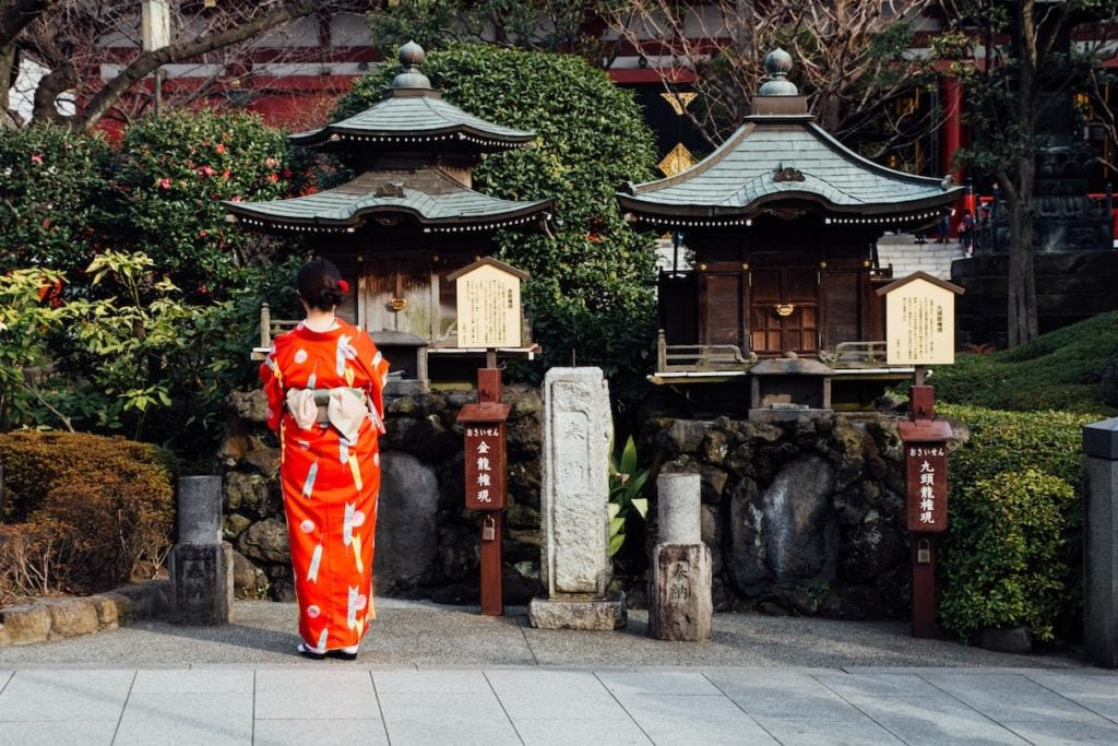 What to wear in Japan