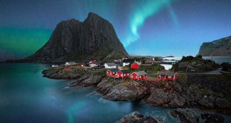 Planning travel a year or more in advance to places like the NOrthern lights