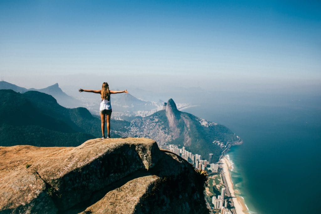 Keep casual and comfortable in mind when you're planning how to pack for a trip to Brazil