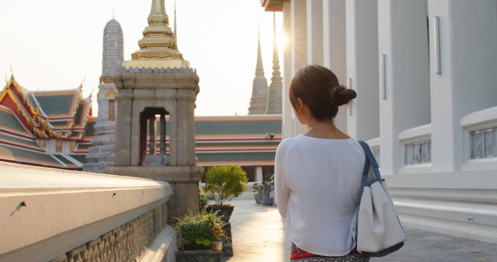 Cultural trip to Thailand, including visit to Grand Palace in Bangkok