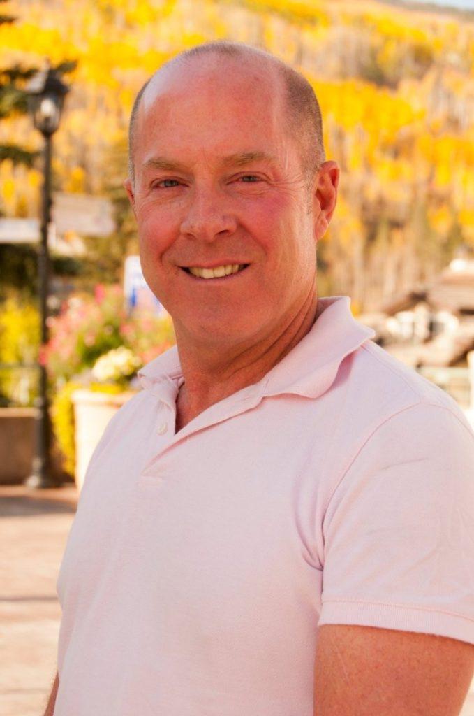 Portrait shot of Trafalgar's wellness director, Stephen McNally
