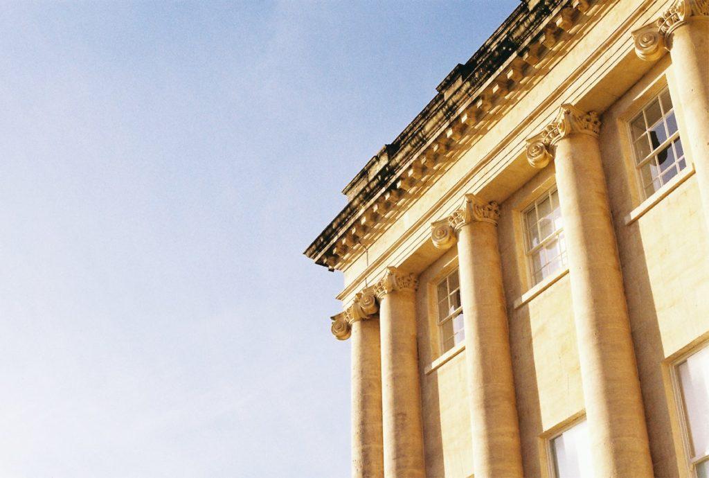 Bath Somerset UK film locations