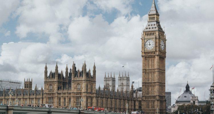 Big Ben, Elizabeth Clock Tower, Houses of Parliament, London