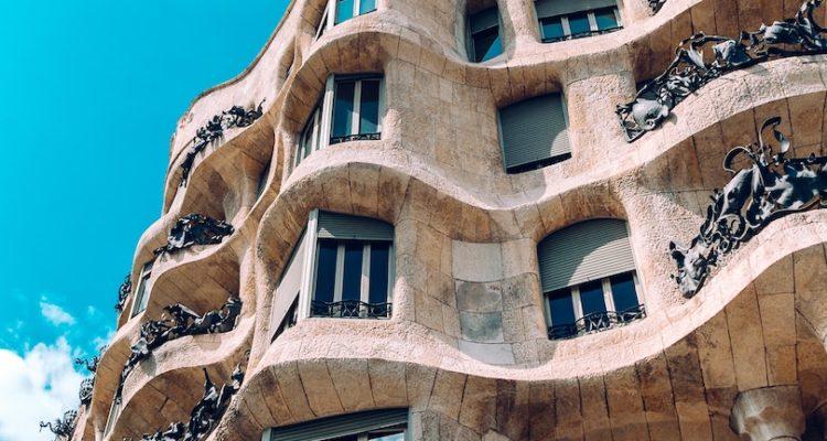 Gaudi art Spain